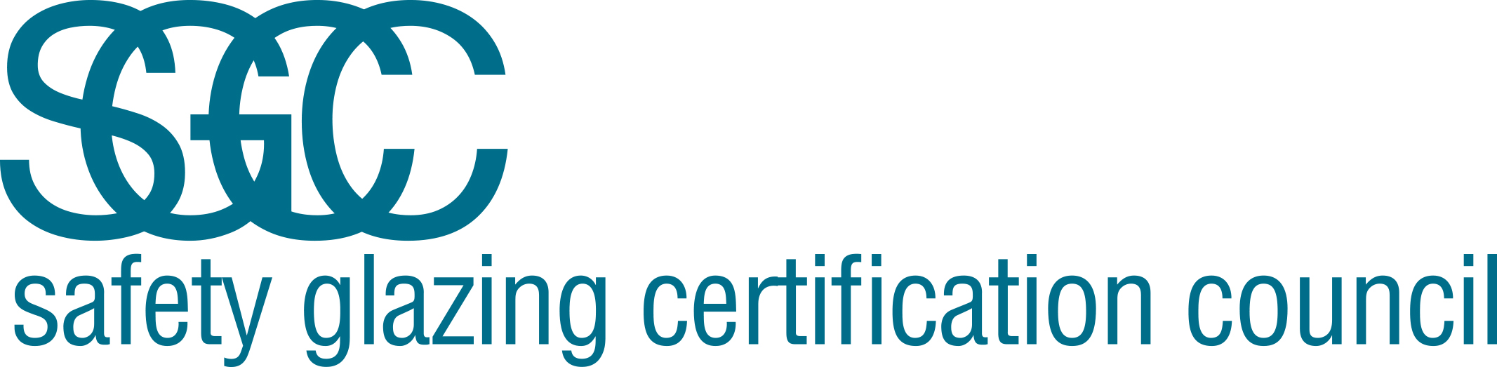 Safety Glazing Certification Council Logo